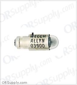 Welch Allyn 2.5 V Halogen Lamp for PocketScope Ophthalmoscope