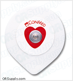 Adult Foam Wet Gel Electrodes by ConMed - Latex Free - Exactrace® and Instatrace®