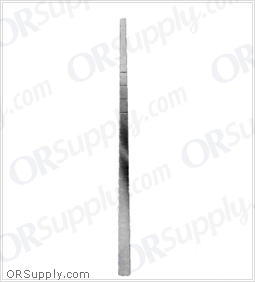 Marina Medical Cottle Chisel - Straight, 6mm: 18cm/7in