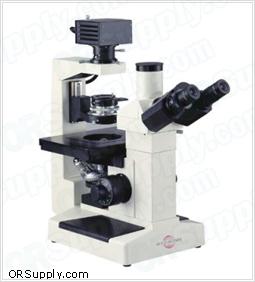 Accu-Scope 3030 Inverted Trinocular Microscope Series