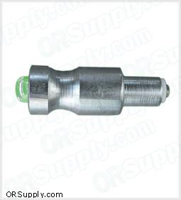 2.5V Fiber Optic Replacement Lamp (No Threads) for Sun-Med Laryngoscopes,  Pack of 2