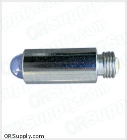 Sun-Med 3.5 Volt Halogen Lamp for Welch Allyn Fiber Optic Otoscopes, Pack of 3