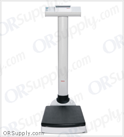 Seca 703 Digital Column Scale with Very High Capacity and BMI Function