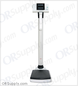 Seca 763 Digital Weighing and Measuring Station with Automatic BMI Calculation