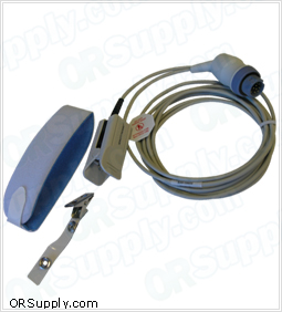 Hewlett Packard SpO2 Finger Probe - 12 Pin Connector