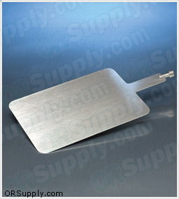 Bovie Replacement Metal Plate