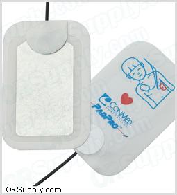 PadPro® Pediatric Radiotransparent Multifunction Electrodes - Case of 10