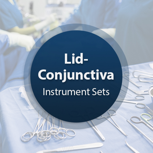 Lid_Conjunctiva Surgical Instrument Set