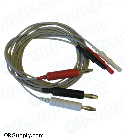 5-Lead ECG Adapter Cable - DIN to Banana