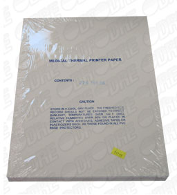 Z-Fold Paper for Marquette Mac 1000/1200 and Cardiosmart