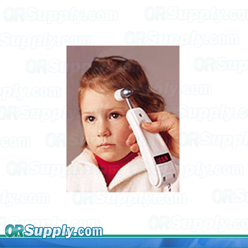 exergen temporal artery thermometer instructions