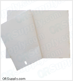 Z-Fold Recording Charts for Quinton Q3000 and Q4000 Machines, Box of 10