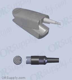 Datascope SpO2 Finger Sensor with Large Reusable Finger Probe (12 Feet, Direct)