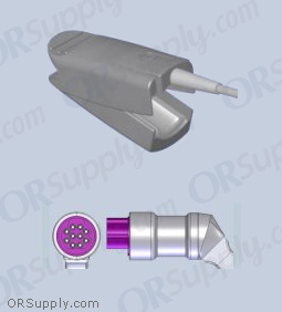 Artema S&W SpO2 Finger Sensor with Large Reusable Finger Probe (12 Feet, Direct)