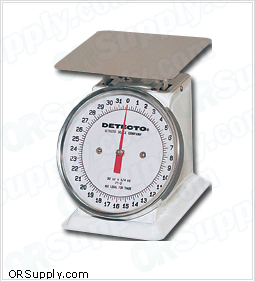 Detecto Mechanical Top-Loading Dietary Scale