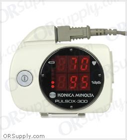 Konica Minolta Pulsox-300 Pulse Oximeter