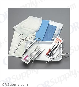 Sklar Wound Closure Tray I (Case of 25)