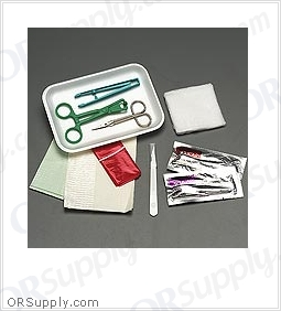 Sklar Incision and Drainage Tray II (Case of 25)