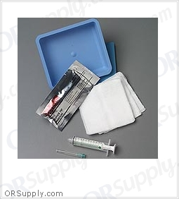 Sklar Cyst Aspiration Tray (Case of 25)