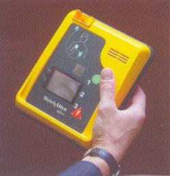 Welch Allyn AED 10