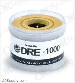 DRE 1000 Anesthesia Replacement Oxygen Cell - Datex-Ohmeda and Others