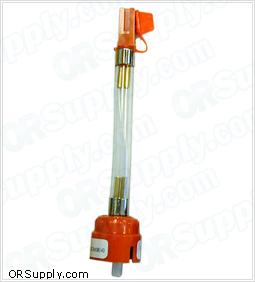 Keyed Filler Adapter for Enflurane Bottles