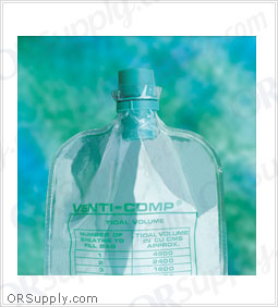 Hudson RCI Disposable VENTI-COMP Bags - Case of 50