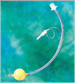 Hudson RCI Microlaryngeal Sheridan LTS Endotracheal Surgery Tubes