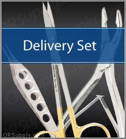 OB GYN Delivery Set