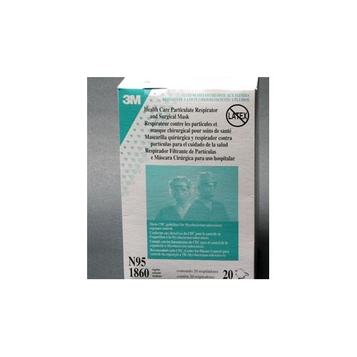 Respirator Health Mask 3m™ Particulate amp; Care Surgical N95