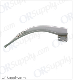 Flexicare Venticaire Fiber Optic Macintosh English Profile Laryngoscope Blades