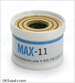 Maxtec Max-11 Dual Cathode Anesthesia Replacement Oxygen Cell - Drager and Others
