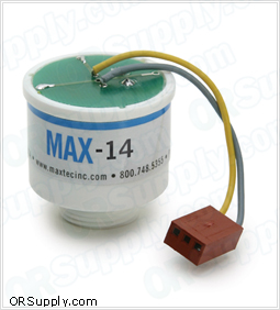 Maxtec Max-14 Respiratory Replacement Oxygen Cell - MSA MiniOx IA and Others