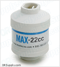 Maxtec Max-22CC Anesthesia Replacement Oxygen Cell - Criticare and Others