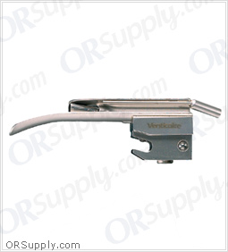 Flexicare Venticaire Fiber Optic Oxy Miller Laryngoscope Blades