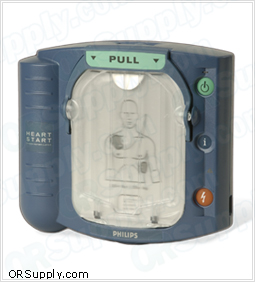 Philips HeartStart AED - Onsite Automated External Defibrillator