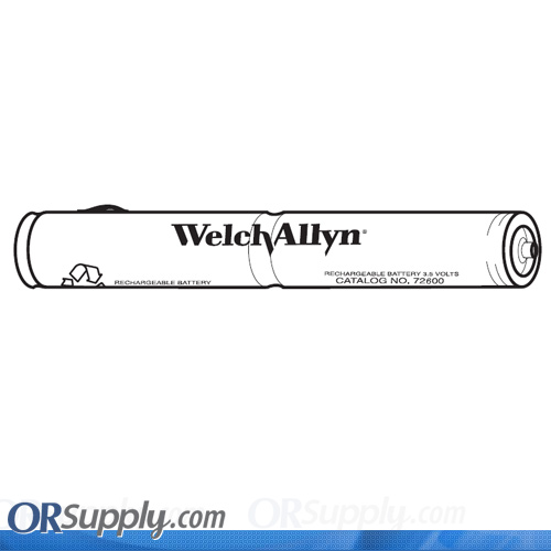 Welch Allyn Pocketscope 2.5 Volt Rechargeable Battery