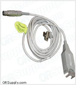 SpO2 Preamp Cable - Nellcor Compatible