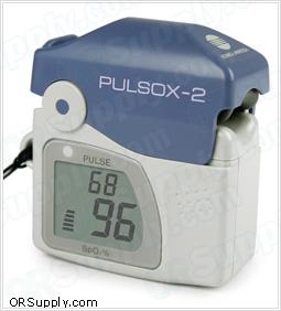 Konica Minolta Pulsox-2 Pulse Oximeter