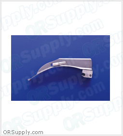 Rusch Standard/Conventional Macintosh Improved View Laryngoscope Blades