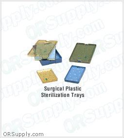 Scican Surgical Plastic Sterilization Trays for Statim Cassette Sterilizers