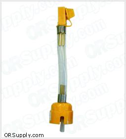 Keyed Filler Adapter for Sevoflurane Bottles