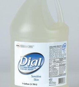 DIAL® SENSITIVE SKIN ANTIMICROBIAL SOAP