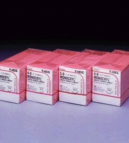 ETHICON MONOCRYL™ (POLIGLECAPRONE 25) SUTURES