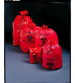 MEDICAL ACTION SAF-T-SEAL® WASTE INFECTIOUS BAGS