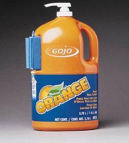 GOJO NATURAL ORANGE™ PUMICE HAND CLEANER