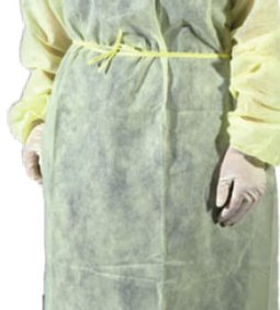 AMD-RITMED ISOLATION GOWNS