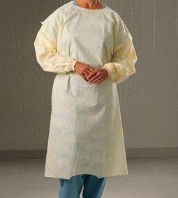KIMBERLY-CLARK CONTROL™ COVER GOWN