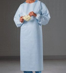 KIMBERLY-CLARK IMPERVIOUS COMFORT GOWN