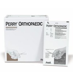ANSELL PERRY® ORTHOPAEDIC ULTRA-THICK STERILE SURGICAL GLOVES